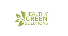 healthy green solutions logo